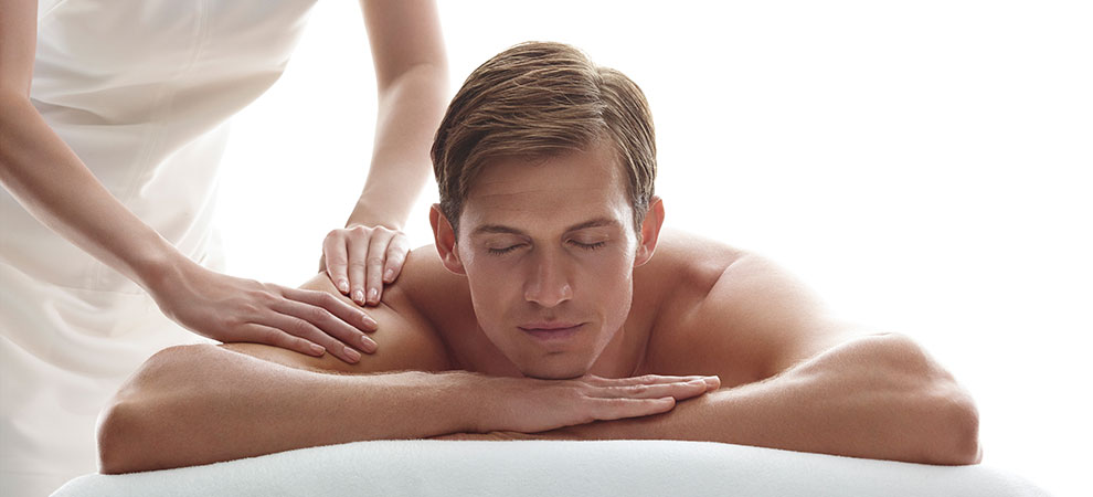 clarins treatments for men at the fab salon