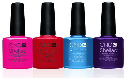 cnd shellac nail polish available to buy at the fab salon