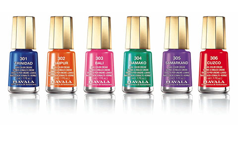 mavala nail polish products available to buy at the fab salon