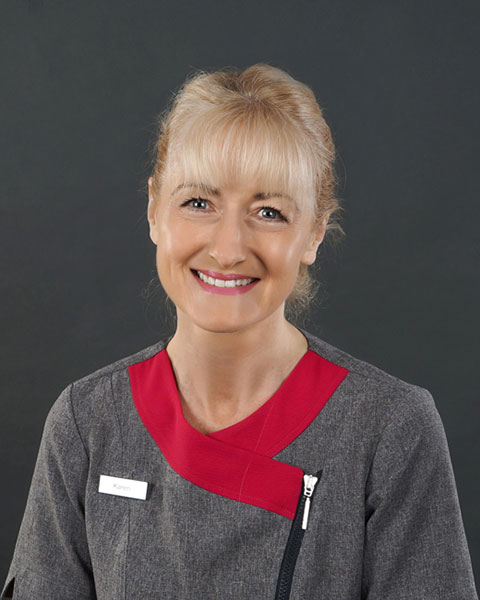 Karen Schofield - Reception Manager