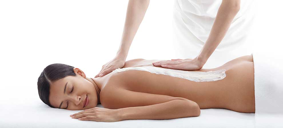clarins body treatments at the fab salon