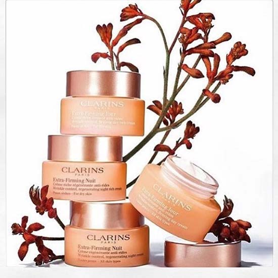 New Clarins Extra Firming Range Now Launched!