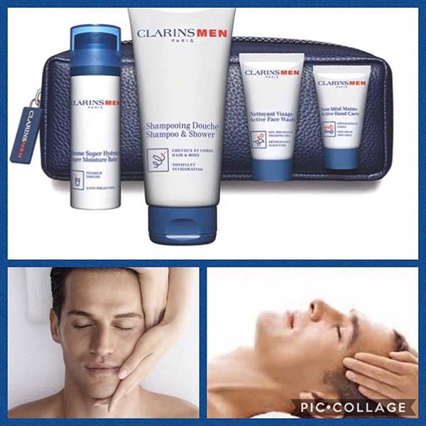Dads Deserve Great Skin Too! Clarins Men