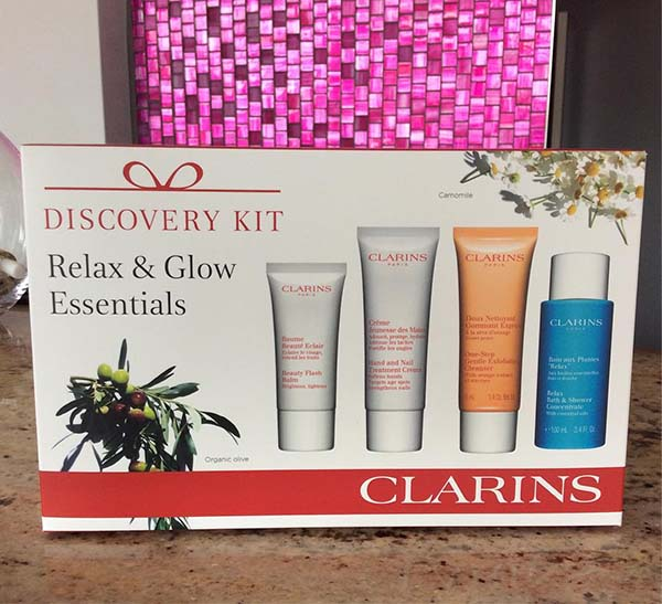 Clarins Discovery Kit - The Essentials Collection - Special Offer!