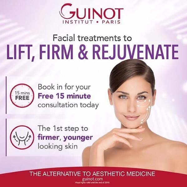 Guinot Non-Surgical Facelifts With Instant Results!