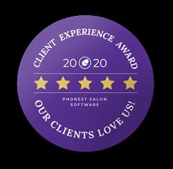 Phorest Client Experience Award 2020